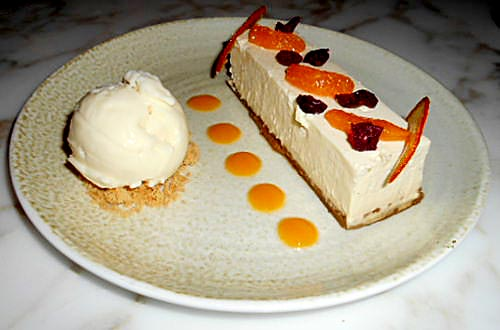 cafe de l homme trocadero cheesecake