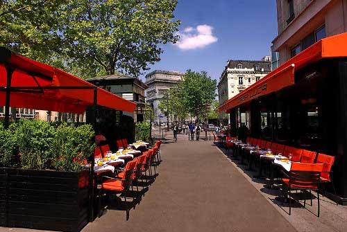 casa luca agréable restaurant italien avec terrasse