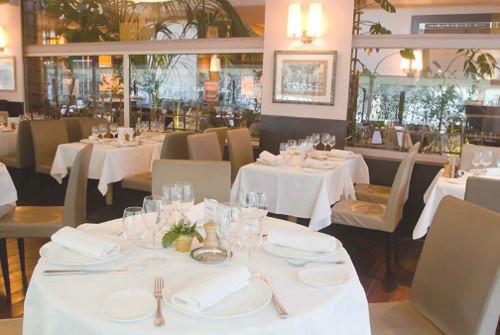 D jeuner de no l aux invalides chez fran oise for Restaurant la salle a manger paris