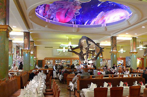 Restaurant Avec Voiturier Paris