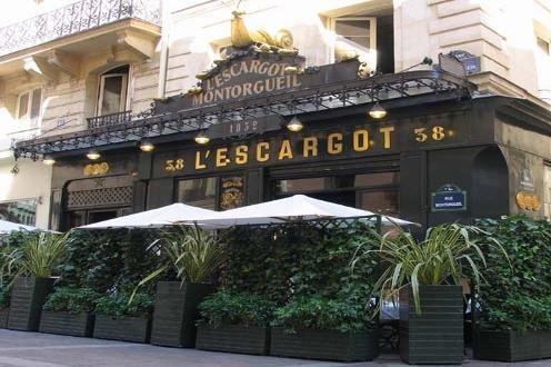 Restaurant Des Vertus  Paris