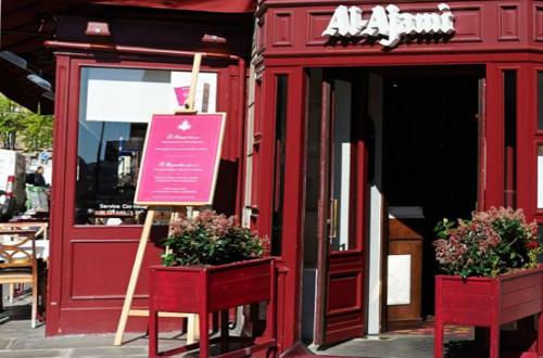 Restaurant à paris près de la station métro franklin d
