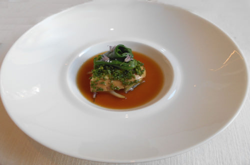 Restaurant Alliance Rue De Poissy
