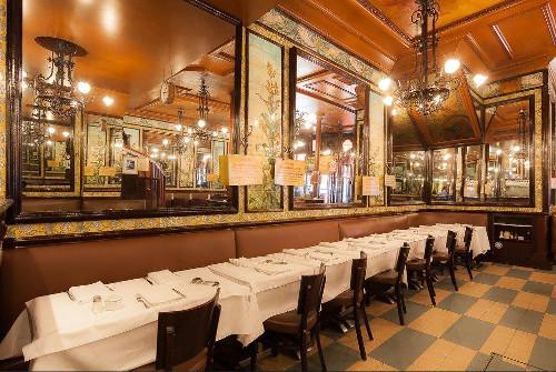 Restaurant Chez Lipp Saint Germains Des Pres