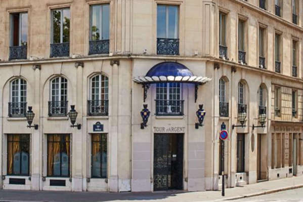 tour argent restaurant paris 5 fac
