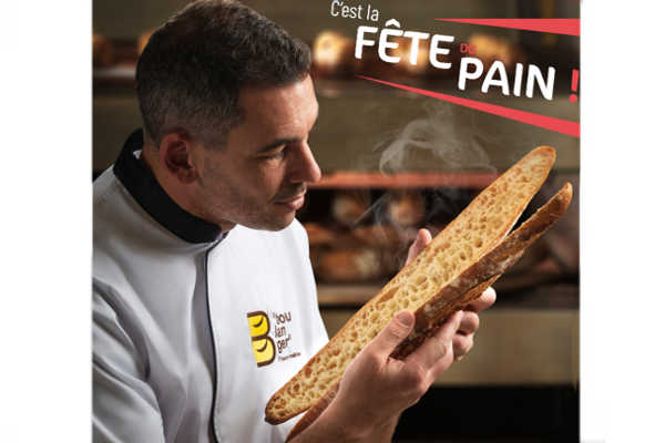 Fête du pain 2019 à Paris