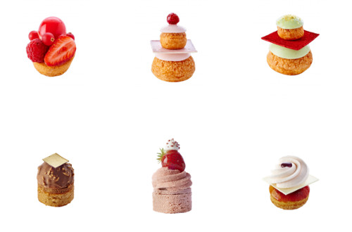 Fees Patissieres sept peches capitaux 1