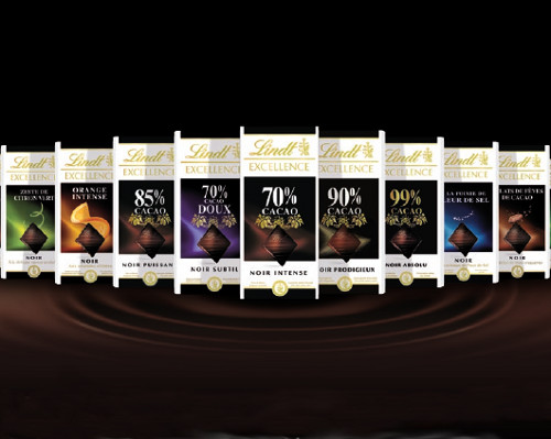 Chocolat Lindt Excellence