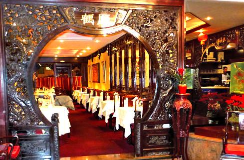 Le bonheur de chine excellent restaurant chinois chic rueil - Restaurant chinois portes les valence ...