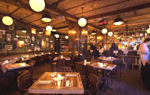 Restaurant Coin Gourmant Du  A Paris Le Menu