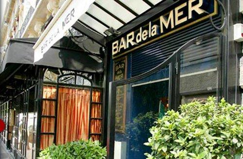 Bar de la mer institution de neuilly vou e aux fruits de mer - Restaurant fruit de mer porte maillot ...