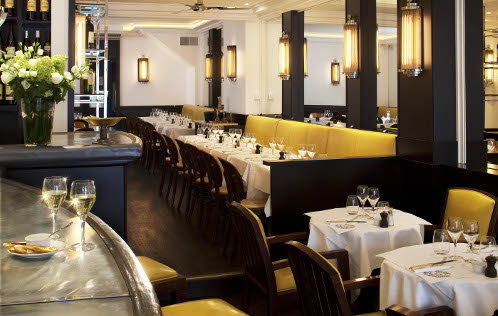 bistrot de la poste une brasserie des beaux quartiers paris. Black Bedroom Furniture Sets. Home Design Ideas