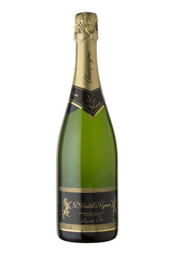 Des champagnes de vignerons vins champagnes cie for Champagne delamotte brut prix