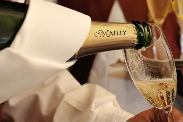 Champagne Mailly Grand Cru Parcellaire