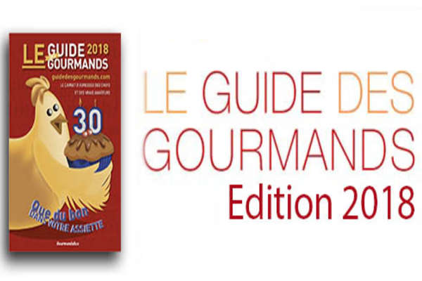 guide des gourmands 2018 a