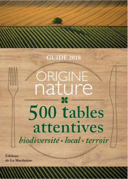 origine nature 500 tables attentives