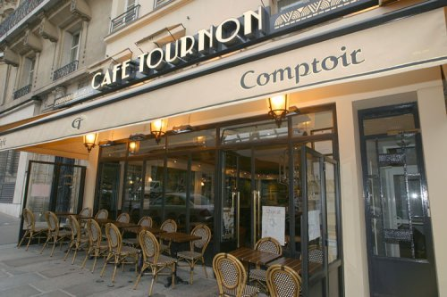 Restaurants Paris Cafe Tournon