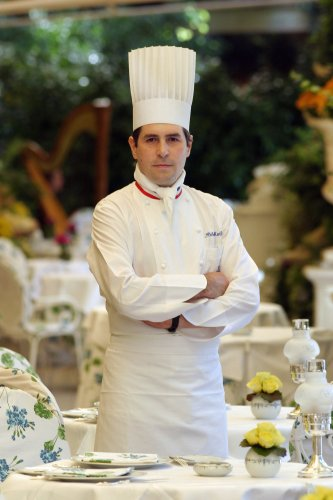 Restaurants Paris Ritz Dînez à la table du chef