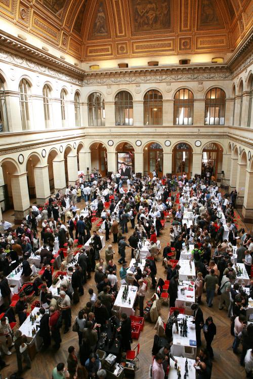 Salon des vins 2010 de la rvf derni res news for Salon vin paris