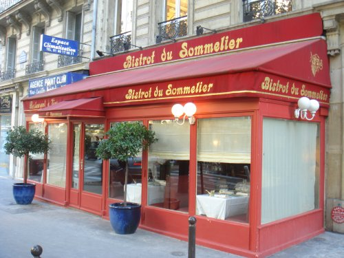 Photo restaurant Paris le Bistrot du Sommelier à Saint Augustin