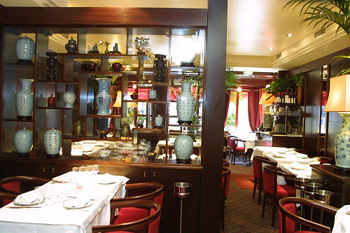 Restaurants chinois Chez Ly à Paris 17e