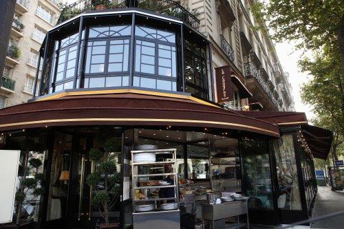 Le Congres Auteuil, luxueuse brasserie à Paris 16e Métro Porte d'Auteuil