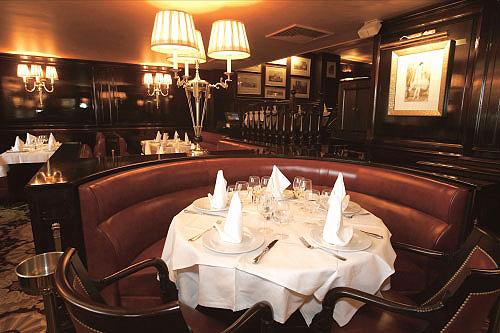 Restaurant le Congrès Maillot à Paris 17e