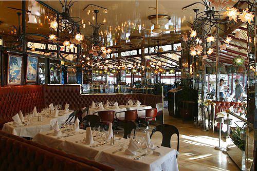 Bon restaurant pour soir e saint valentin 2019 parisgourmand - Brasserie dab porte maillot ...