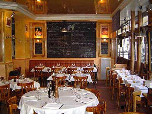 Restaurant Terroir Saint Augustin
