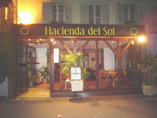 Photo Restaurant Paris l'Hacienda del Sol  - un must de la cuisine mexicaine