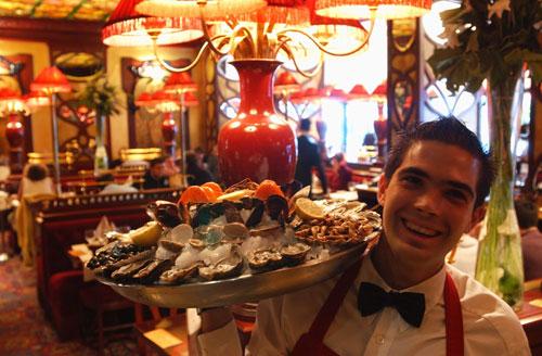 Le Grand Café - Une fameuse brasserie de l\'Opéra avec terrasse