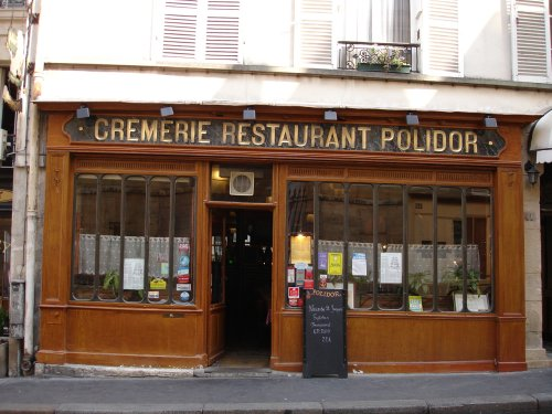 Polidor Un Bistrot Historique Et Pas Cher Du Quartier