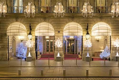 reveillon de noel 2018 restaurant paris Réveillon de Noël chic à l'Espadon de l'Hôtel Ritz reveillon de noel 2018 restaurant paris