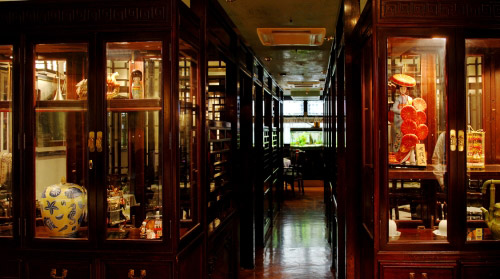 Yushi un restaurant japonais chic du 16e arrondissement for Restaurant la salle a manger paris